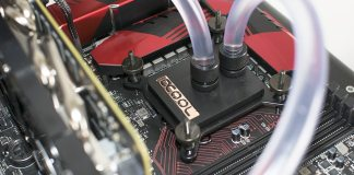 Alphacool NexXxoS Cool Answer 240 D5/ST Water Cooling Kit Review 12