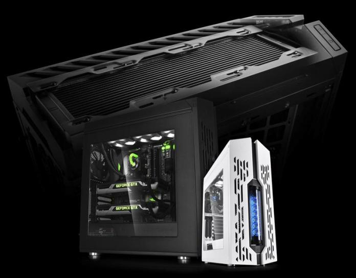 It's not a PC Case, but an Extreme Liquid Cooling Solution!