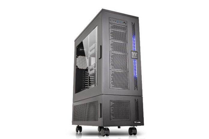 Thermaltake Announces Core W Series Cases