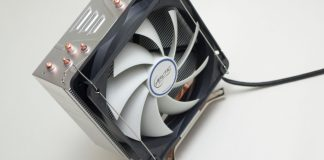 Arctic Freezer i32 Semi Passive CPU Cooler Review 17