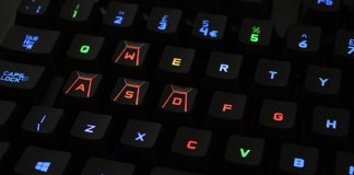 Logitech G410 Atlas Spectrum RGB Mechanical Keyboard Review 11