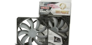 Scythe Launches GlideStream 120 PWM SC fan With Unique 3-step Fan Speed Limiting Switch 3