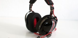 Arctic P533 Racing Stereo Gaming Headset Review 15