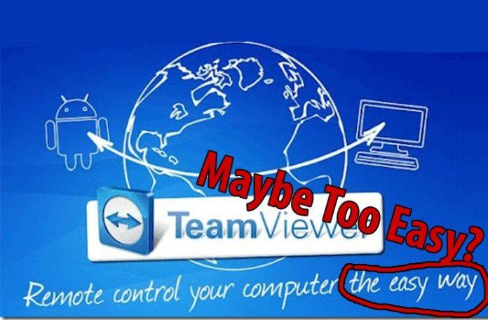 Major TeamViewer Security Breach?