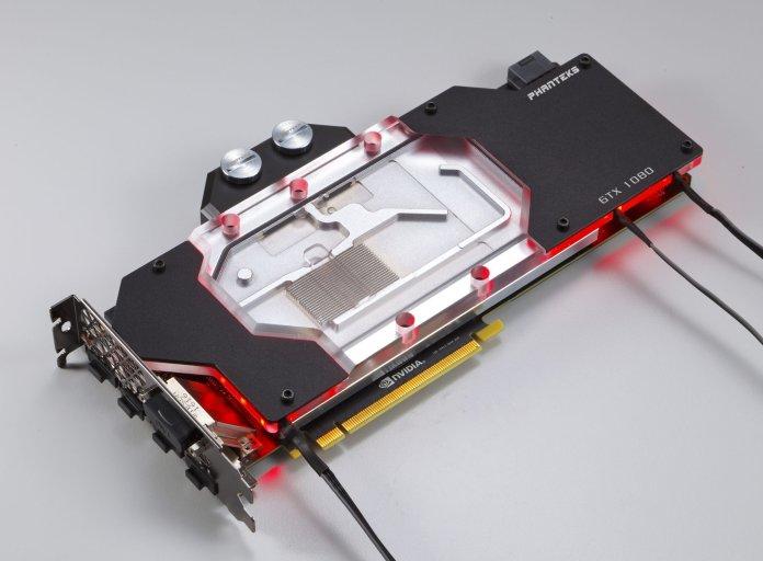 Phanteks Announce The G1080; A New GPU Block For The GTX 1080 Founders Edition 1