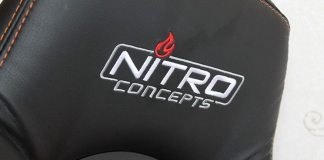 Nitro Concepts C80 Pure Series Gaming Chair Review 28