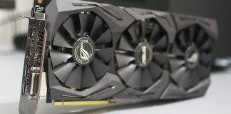 ASUS GTX 1060 STRIX Review 1