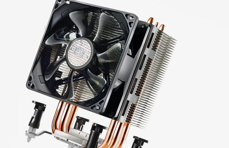 Cooler Master Hyper TX3i CPU Cooler Review
