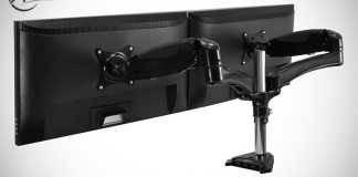 Arctic Z2-3D Dual Monitor Desk Mount Review 4