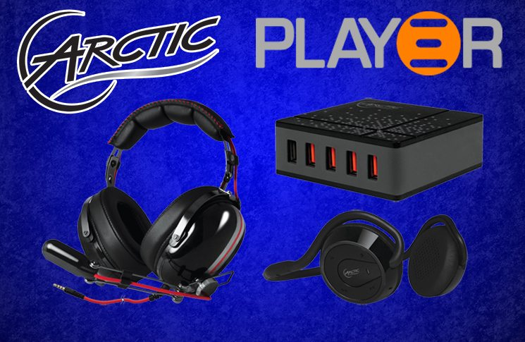 COMPETITION – Win With Play3r & Arctic – CLOSED