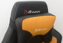 Arozzi Vernazza Gaming Chair Review 14