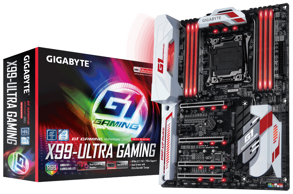 GIGABYTE X99-Ultra Gaming Motherboard Review   Play3r