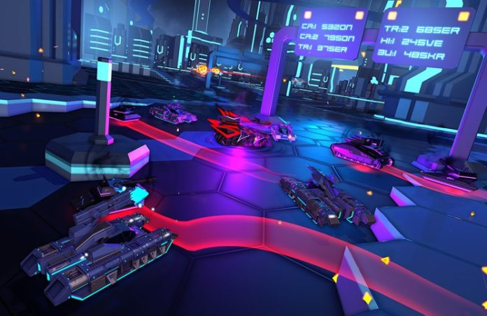 Battlezone on Playstation VR Confirms 4-Player Co-Op