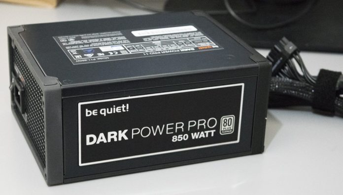 be quiet dark power pro 11 850w power supply review