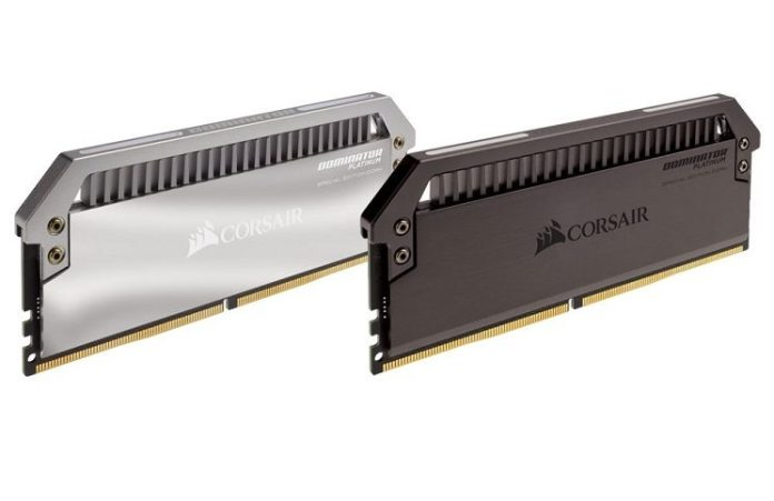 CORSAIR Launches DOMINATOR PLATINUM Special Edition DDR4 Memory 1