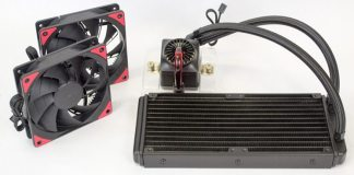 Deepcool Gamer Storm Captain 240 EX CPU Cooler Review 3
