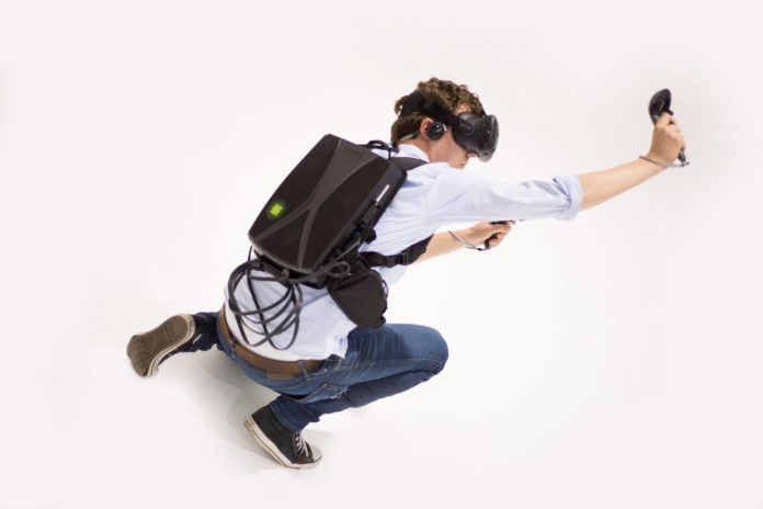 XMG Introduces the WALKER VR Backpack 3