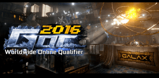 GALAX GOC 2016 Worldwide Qualifier at OC-ESPORTS.io