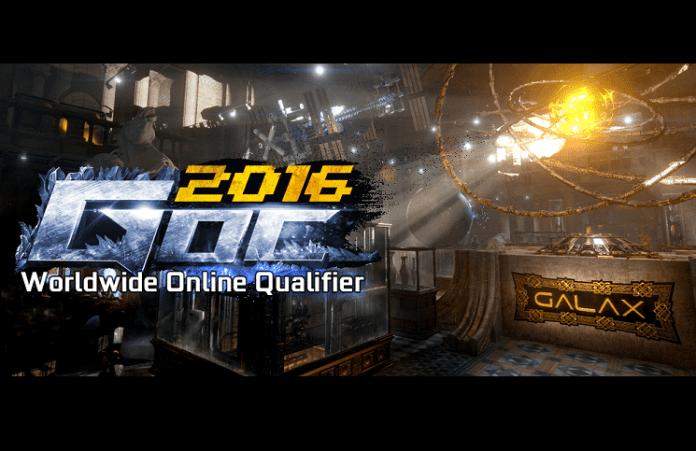 GALAX GOC 2016 Worldwide Qualifier at OC-ESPORTS.io