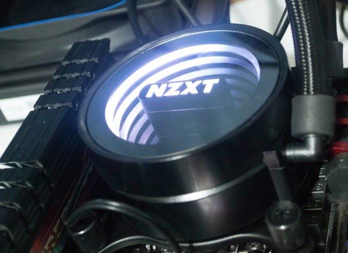 nzxt-kraken-x42-installed