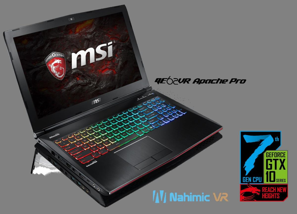 Best Meets Best, Reaching New Heights With New MSI Notebooks And
