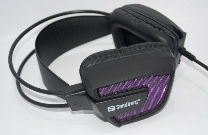 Sandberg Derecho Gaming Headset Feature