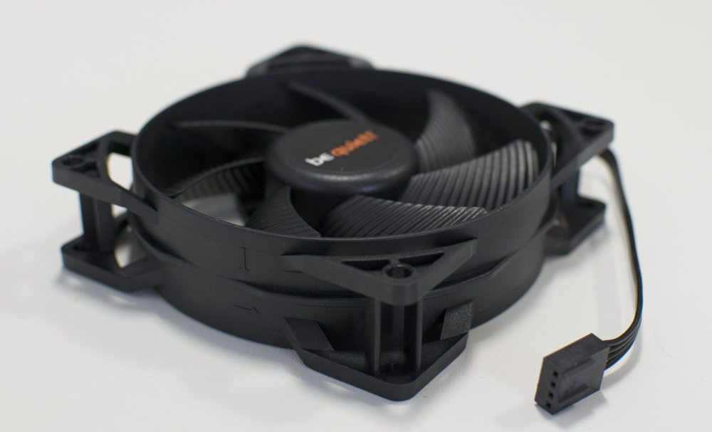 be quiet! Pure Rock Slim CPU Cooler Review   Play3r