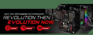 msi z270 revolution