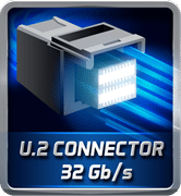 u2 connector