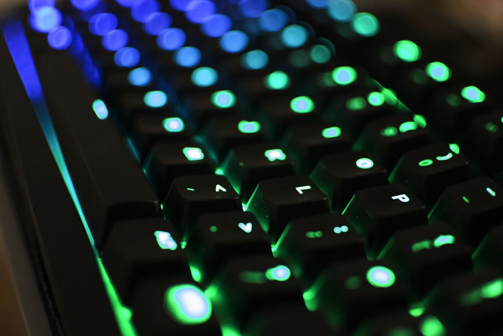 Cooler Master Masterkeys Pro M RGB Mechanical Keyboard Review | Play3r