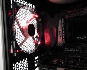 MasterCase Pro 6 Fan