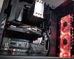 SilverStone RL06 Build3