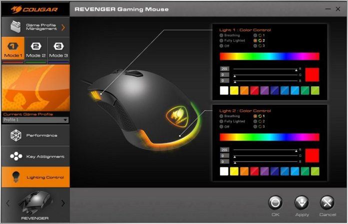 uix lighting control
