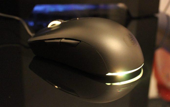 CM Masterkeys lite L mouse lit