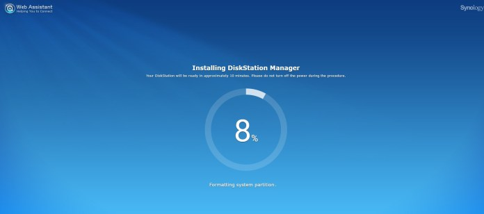 Synology DiskStation Manager DSM