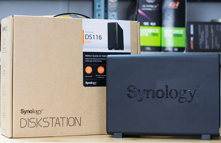 Synology DiskStation DS116 NAS Review | Play3r