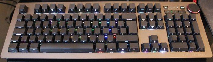 ajazz ak60 keyboard running