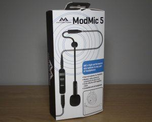 Antlion ModMic v5 Box Front