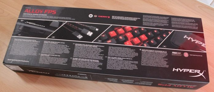 hyperx alloy fps box back