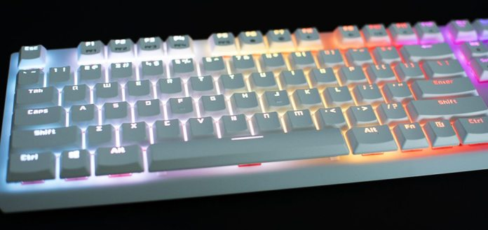 Tesoro GRAM Spectrum RGB Mechanical Keyboard 10