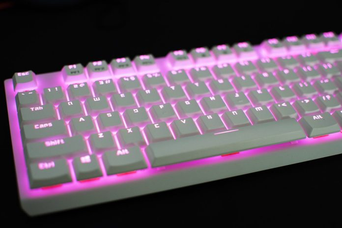 Spectrum RGB Mechanical Keyboard 8