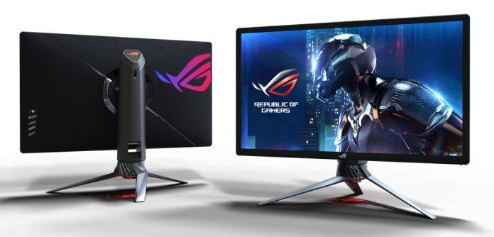 ASUS ROG Swift PG27UQ Gaming Monitor 1000px