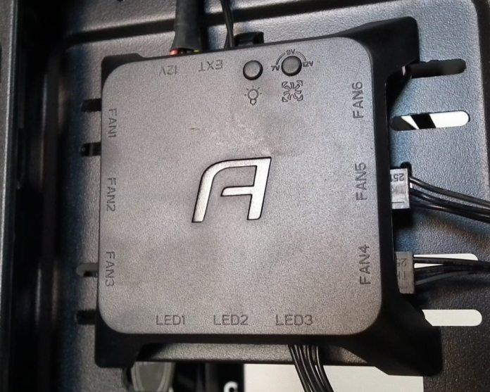 Antec GX1200 Controller