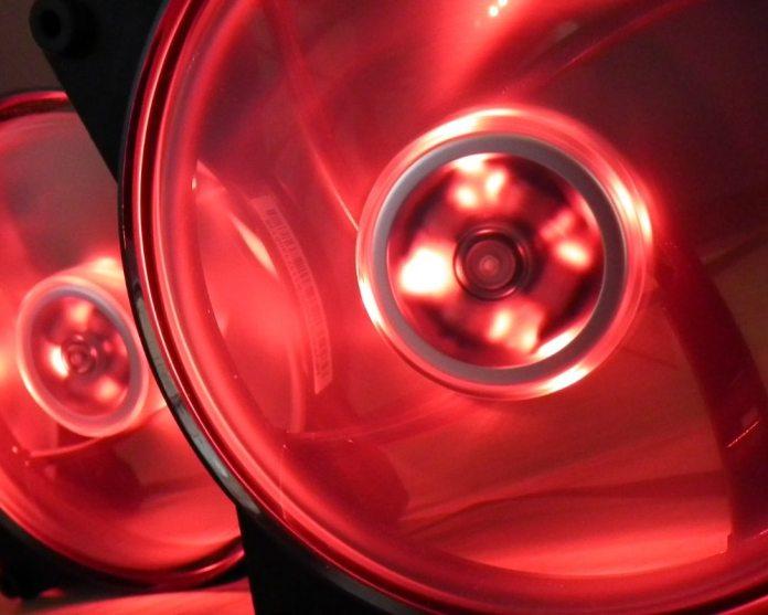 CM MasterFan Pro RGB LED