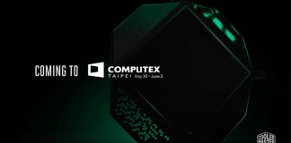 Cooler Master Computex Case #3 Teaser Feature