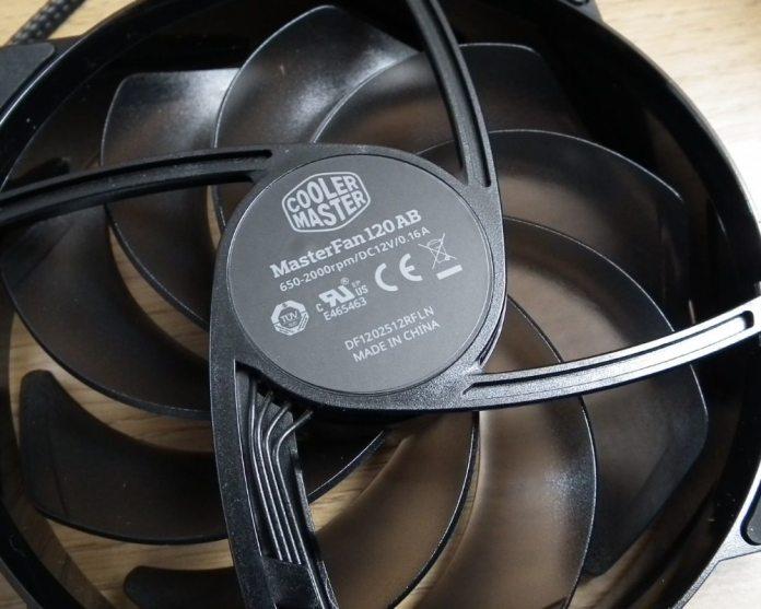 Cooler Master MasterLiquid Fan