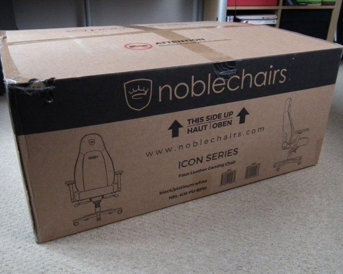 noblechairs ICON box