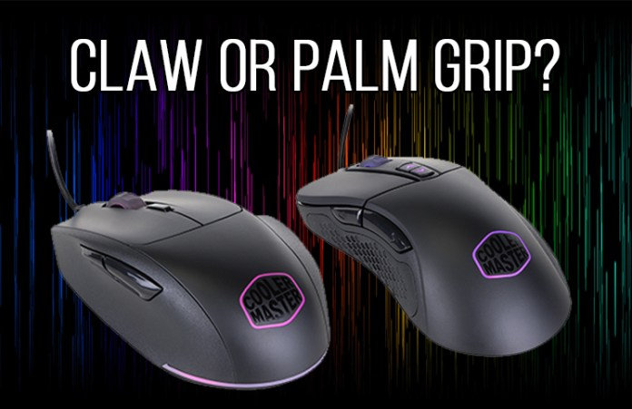 Cooler Master MM520 and MM530 Review – Claw or Palm Grip?