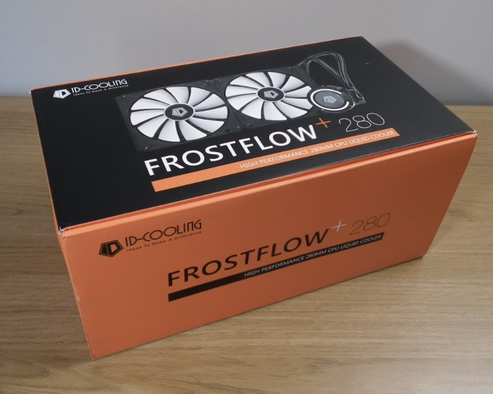 ID Cooling Frostflow 280 box