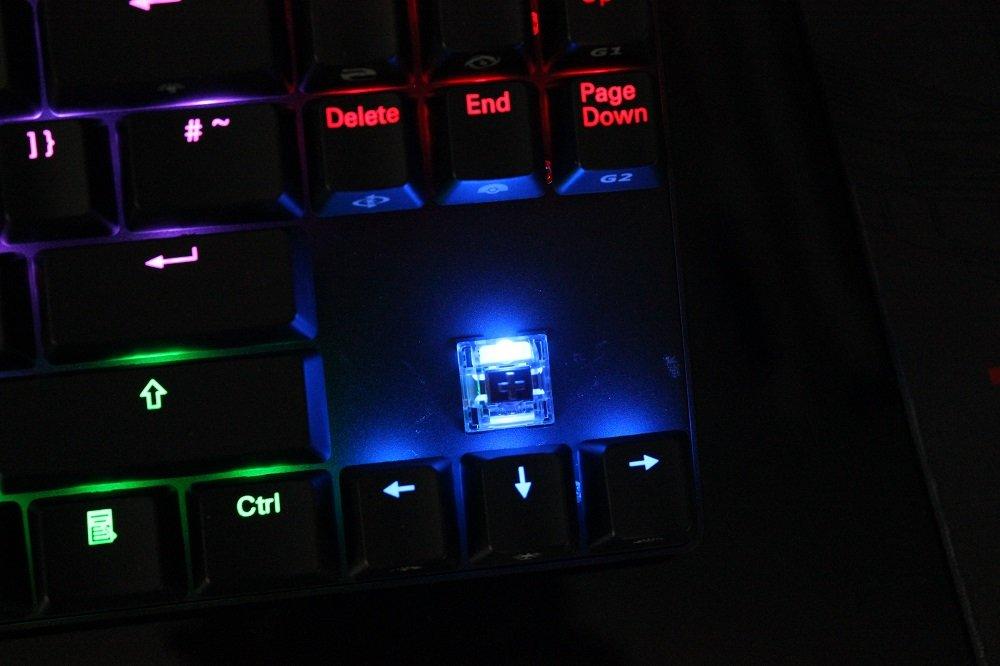 Drevo Calibur 72 Key Mechanical Bluetooth Keyboard | Play3r